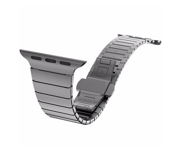 pasek bransoleta metalowa apple watch 42mm