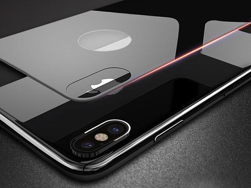 Benks osłona na tył iPhone X XR Full cover back