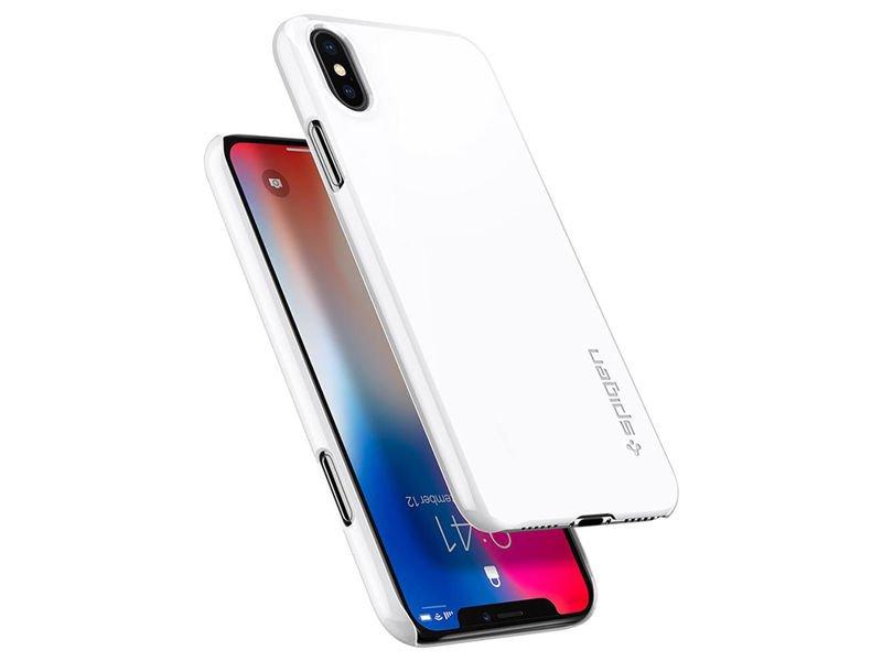 Cienkie i lekkie etui Spigen Thin Fit iPhone X Xs