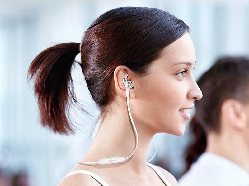 Słuchawki Baseus bluetooth bezprzewodowe Encok S06