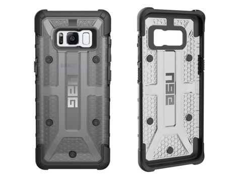 Etui UAG Urban Armor Gear Samsung Galaxy S8+ Plus Ash Smoke
