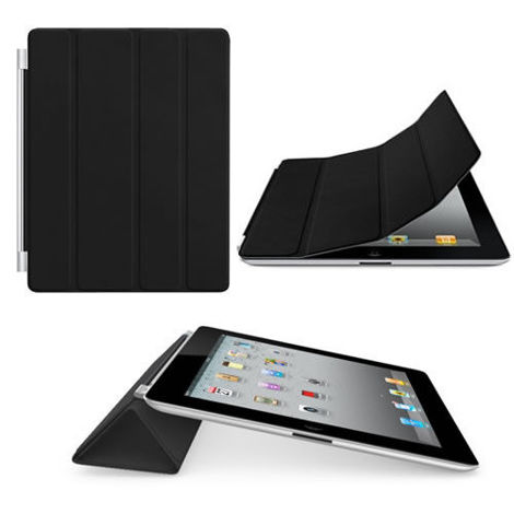 Etui Smart Cover nakładka do iPad 2 3 4 czarny