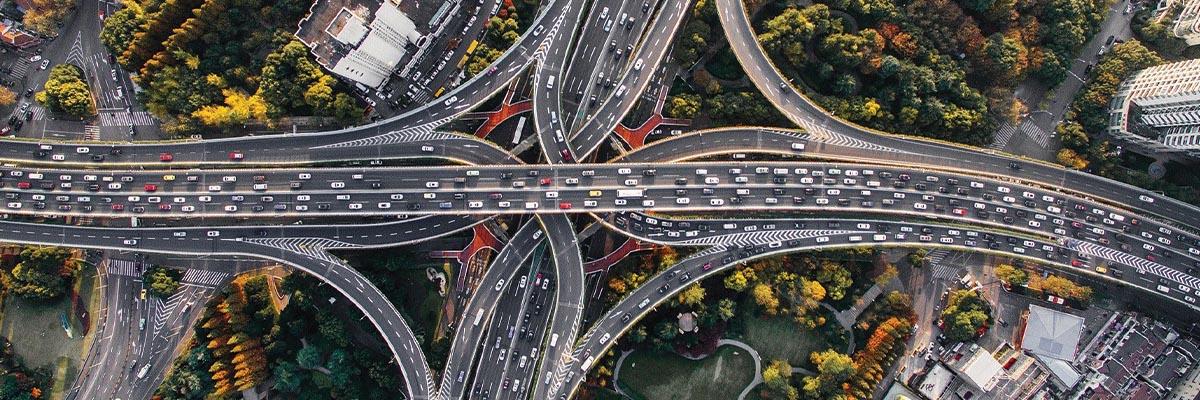 Samochody autonomiczne inteligentne miasto