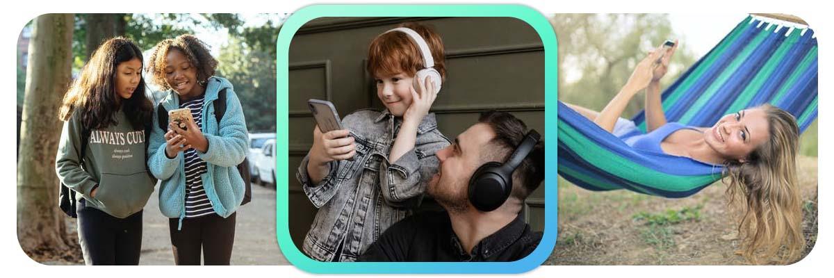 bezpieczne technologie dla dzieci smartfon dla dziecka