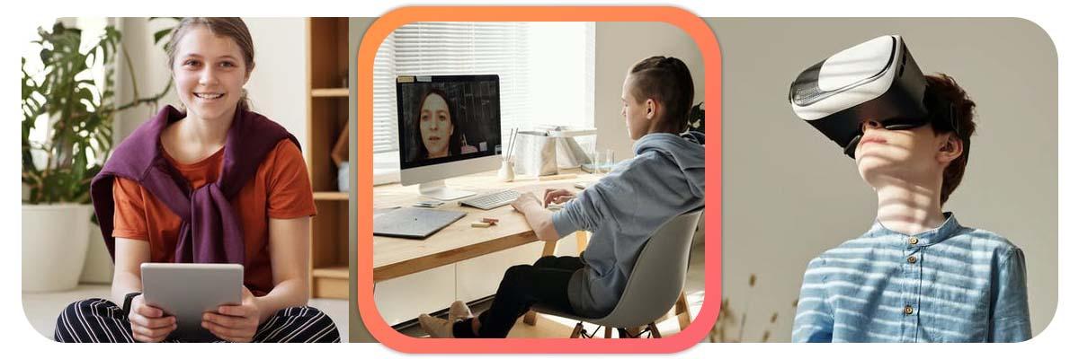 bezpieczeństwo wirtualna rzeczywistość vr dziecko