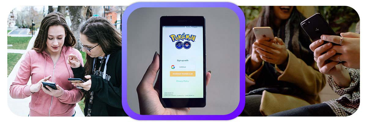 social gaming społeczności gier pokemon gry na telefon