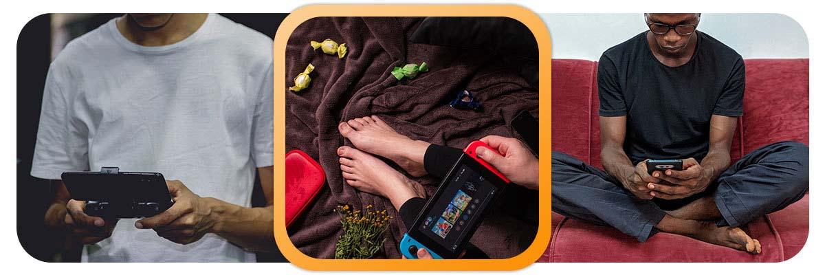 mobile games gry na telefonie