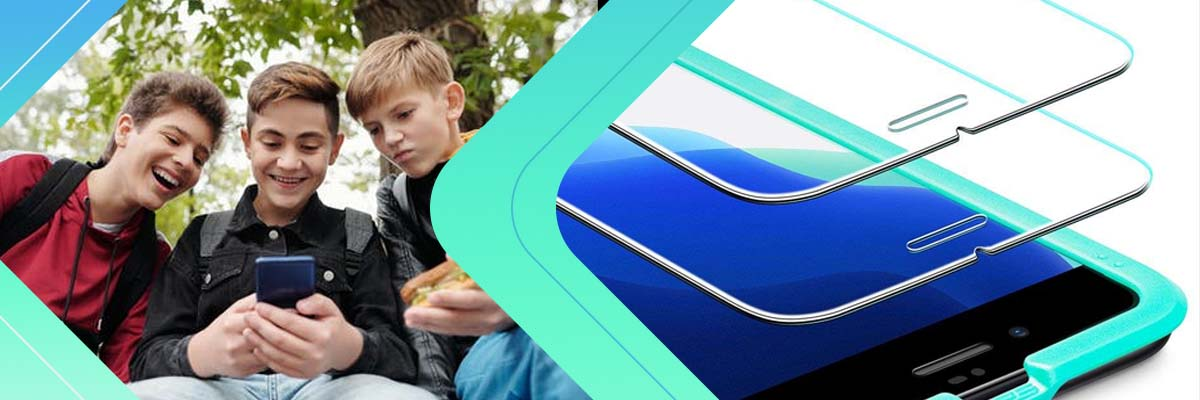 SZKŁO HARTOWANE ESR SCREEN SHIELD 2-PACK IPHONE 7/8/SE 2020 CLEAR