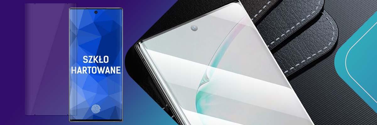 Szkło hartowane 3mk UV Glass RS na cały ekran do Samsung Galaxy Note 10