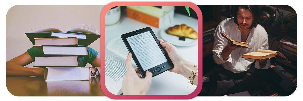 przewaga czytnikow ebook kindle amazon nad ksiazkami tradycyjnymi
