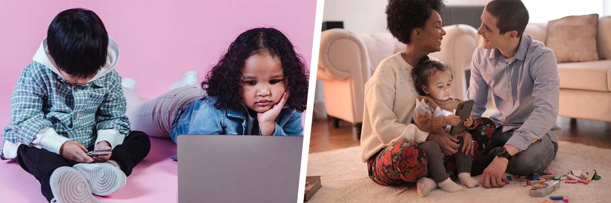 uzależnienie od telefonu uzależnienie od technologii rodzina z telefonami