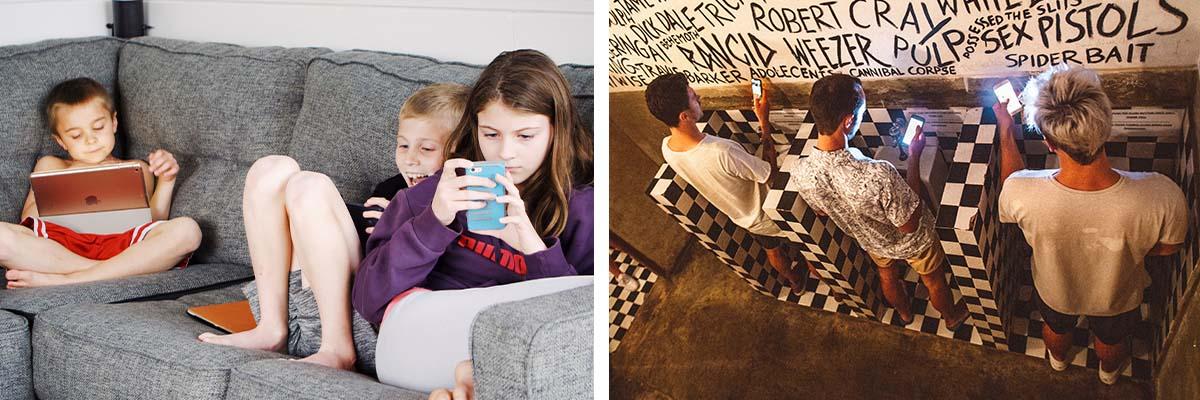 Uzależnienie od telefonu dzieci uzależnione od technologii