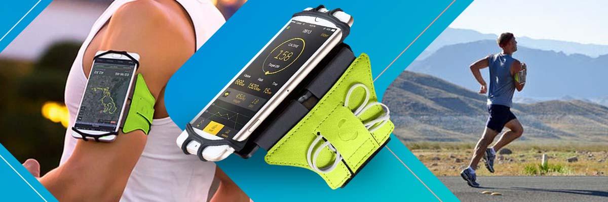 etui sportowe opaska sportowa armband na ramię