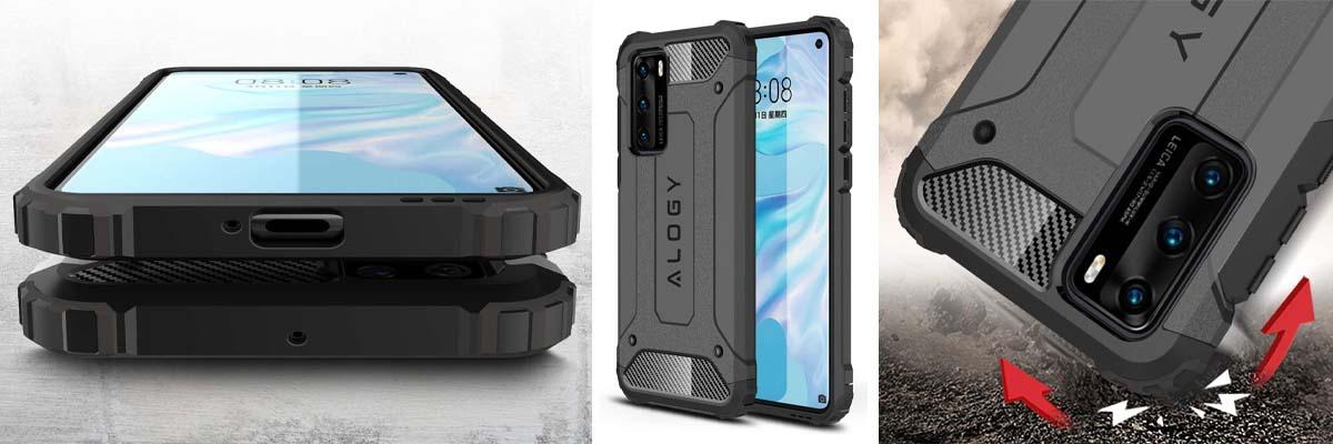 Etui Huawei P40 Lite slim case