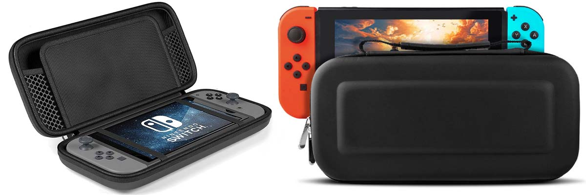 Nintendo Switch etui do konsoli
