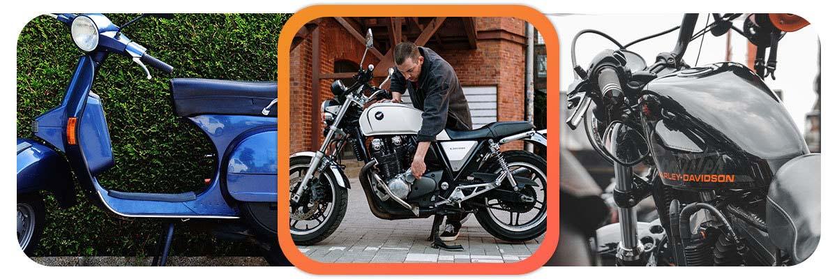 technologia dla jednosladow rowery motocykle