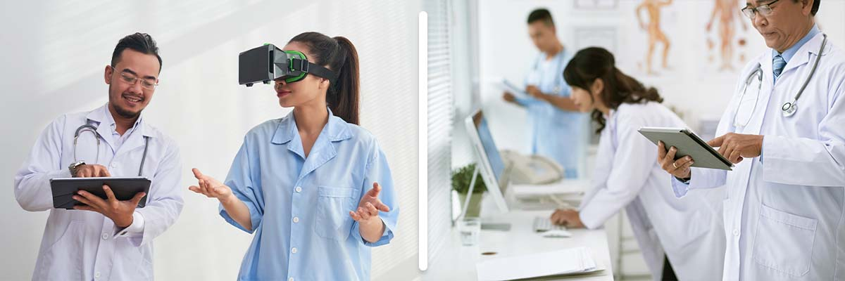 wirtualna rzeczywistosc w medycynie