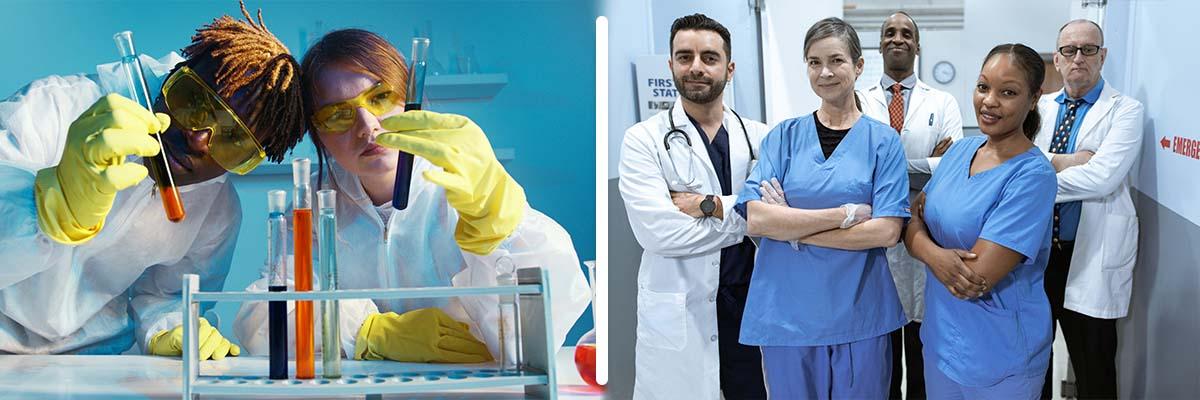 personel medyczny nowe technologie w medycynie