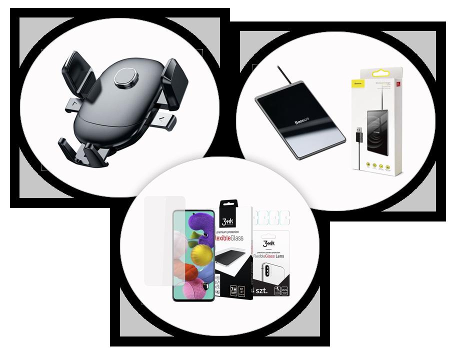 Jakie akcesoria do Samsung Galaxy A51