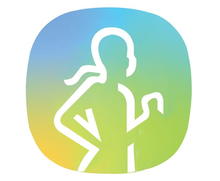 Aplikacja Samsung Health