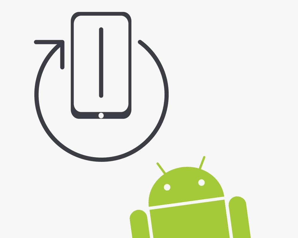 Ustawienia fabryczne – Android