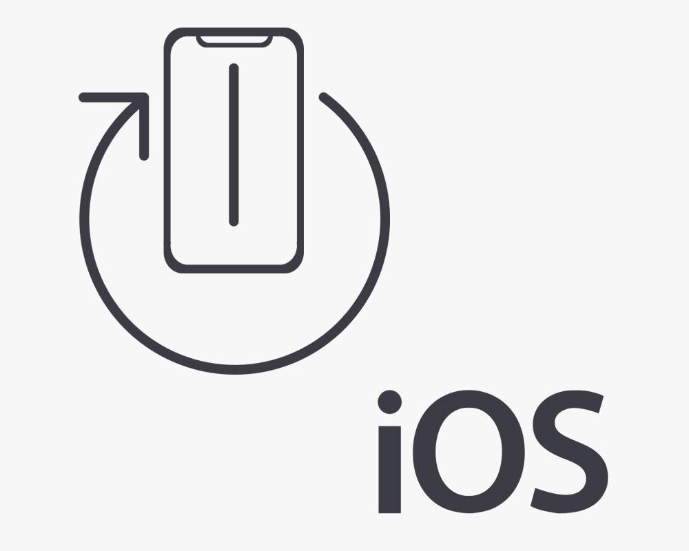 Ustawienia fabryczne – iOS