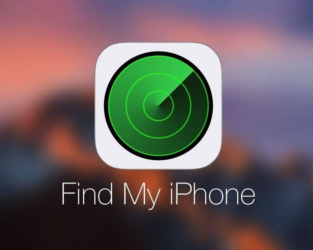 Lokalizacja iPhone