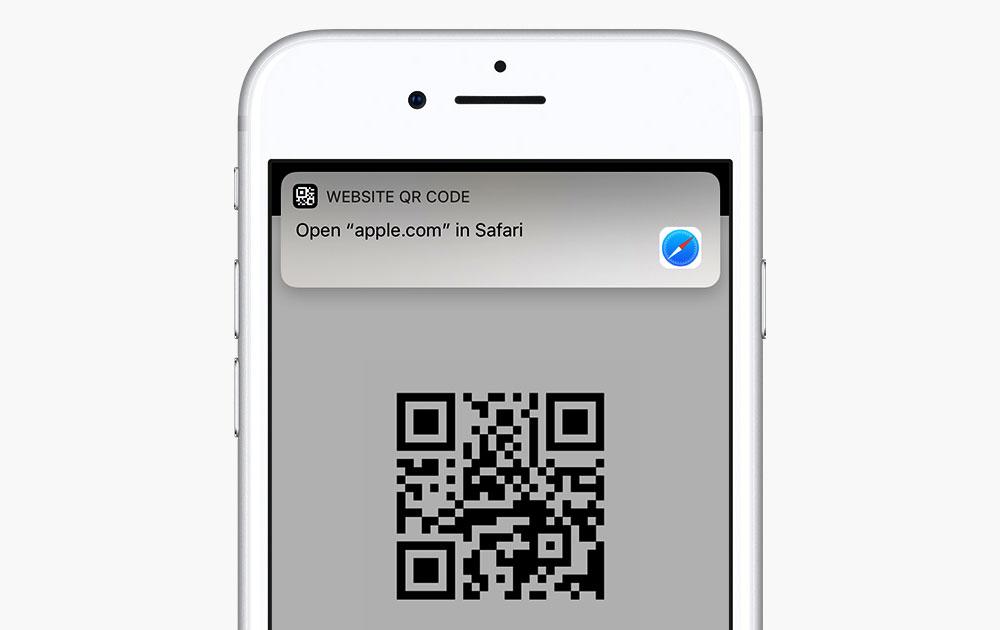 Skanowanie kodu QR w systemie iOS