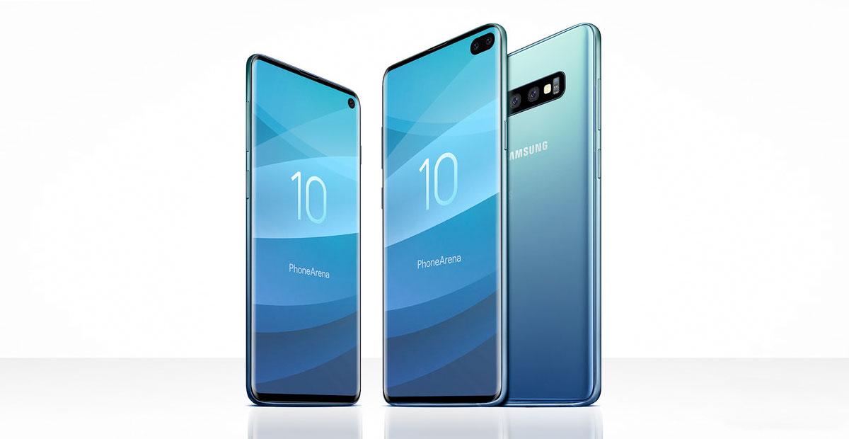 Premiery nowych smartfonów Samsung Galaxy S10, S10 Plus i S10e