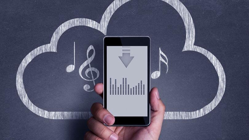 Ściąganie muzyki z internetu