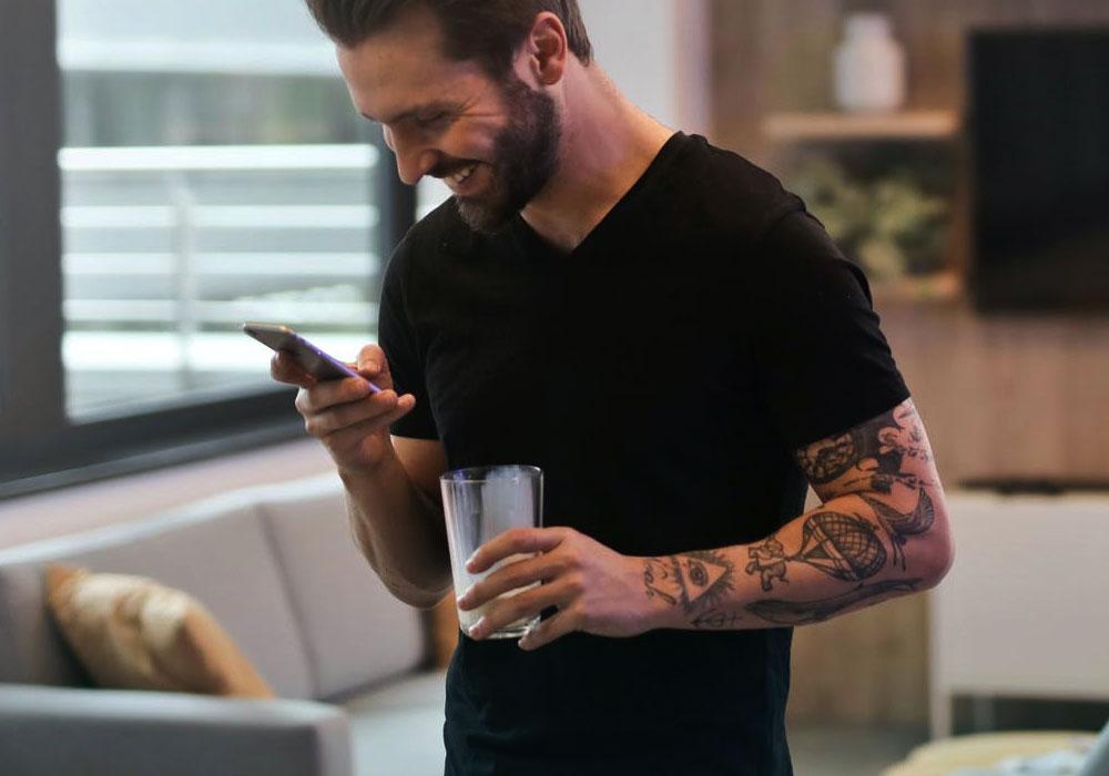 Sprawdzanie stanu konta na telefonie