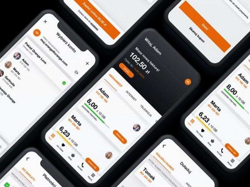 Sprawdzenie konta w Orange