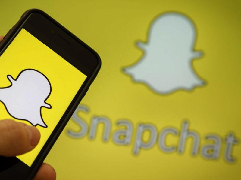 Usunięcia Snapchata