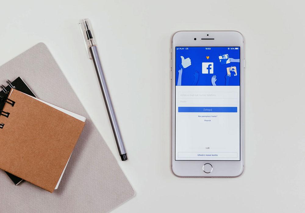 Usunięcie strony na FB