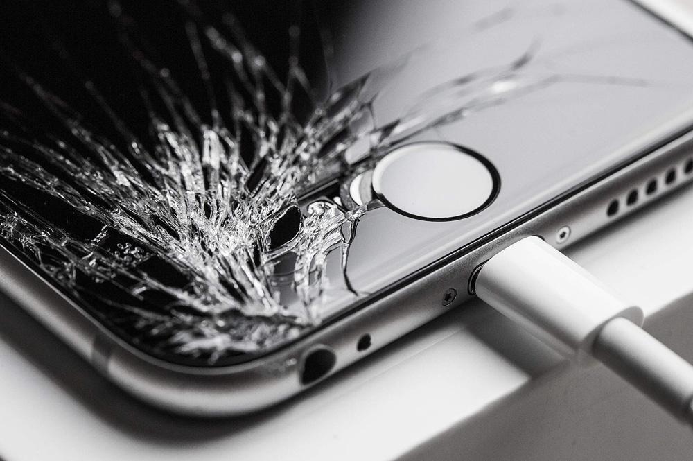 wyświetlacz iPhone