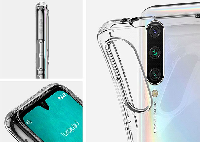 etui spigen case liquid crystal Apple iPhone 11 Pro Max