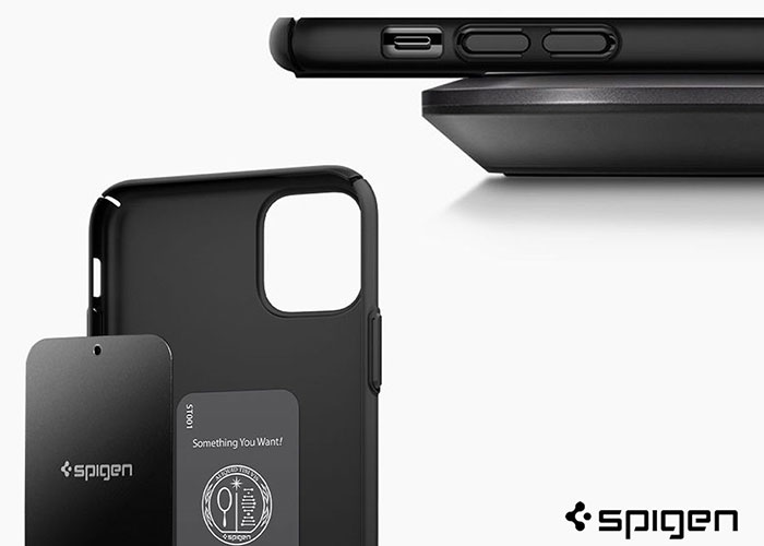 Etui Spigen thin fit Air do apple iPhone 11