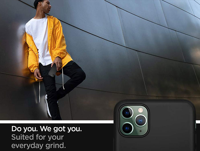 Etui Spigen thin fit classic do apple iPhone 11