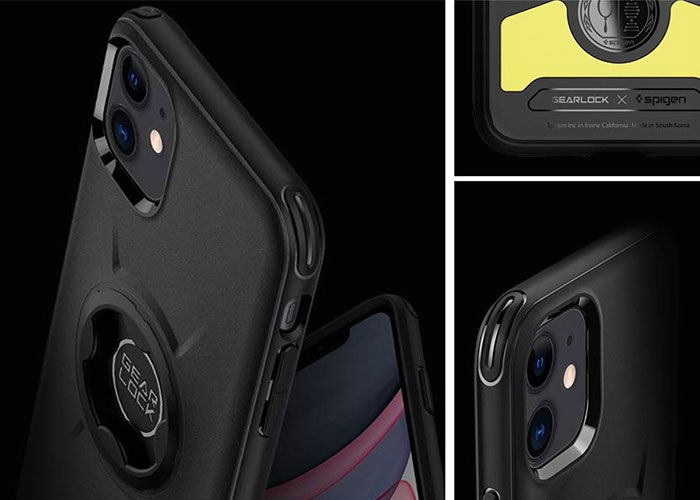 Etui Spigen Gearlock GCF112 Apple iPhone 11