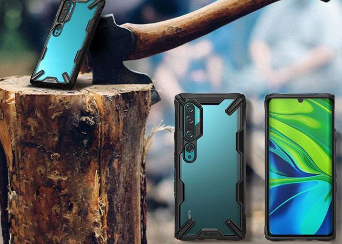 Etui Xiaomi Mi Note 10 Ringke Fusion X