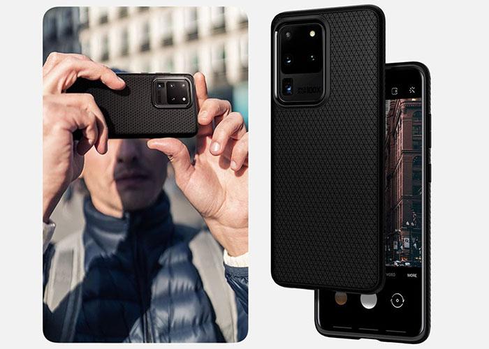 Etui Spigen Liquid Air Samsung Galaxy S20 Ultra