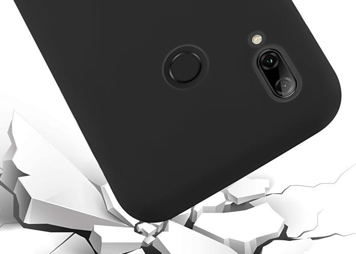Etui Alogy silikon czarny slim case do Huawei P Smart 2019