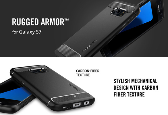 Spigen Rugged Armor Galaxy S7