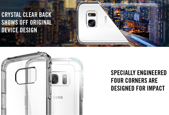 Spigen Crystal Shell Galaxy S7