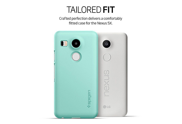 Spigen Thin Fit LG Nexus 5X