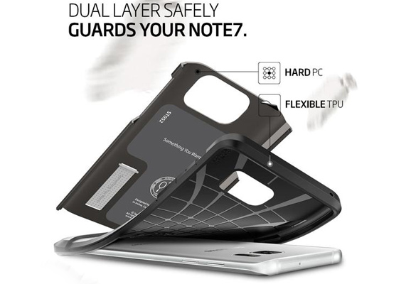 Spigen Tough Armor Galaxy Note 7