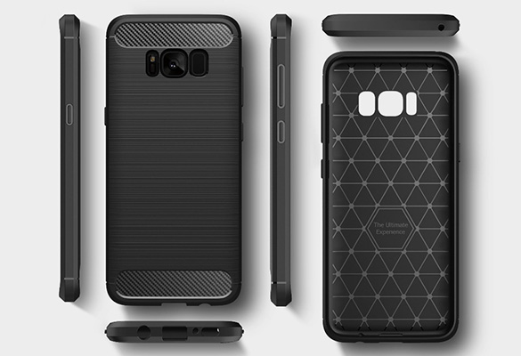 armor case etui Samsung Galaxy S8 Plus