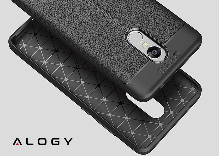 etui alogy leather case Redmi Note 4X