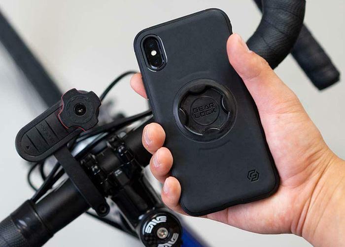 Etui Spigen Gearlock CF101 Apple iPhone X Xs