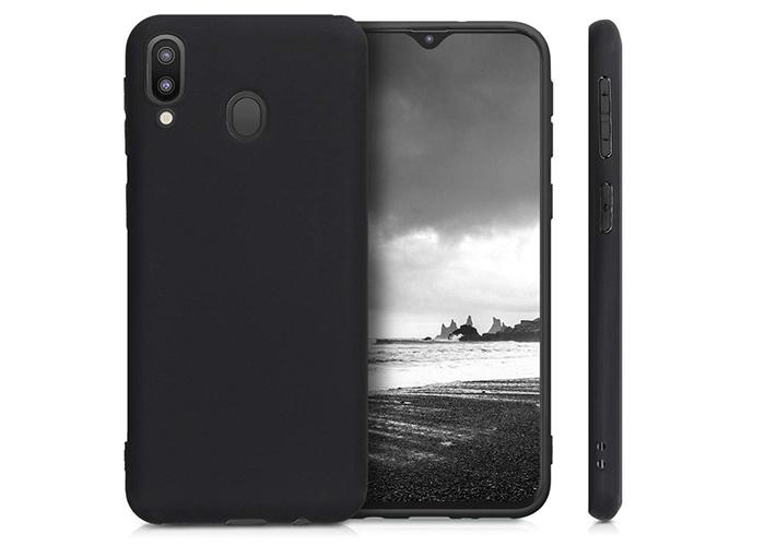 Etui Alogy silikon czarny slim case Samsung Galaxy M20